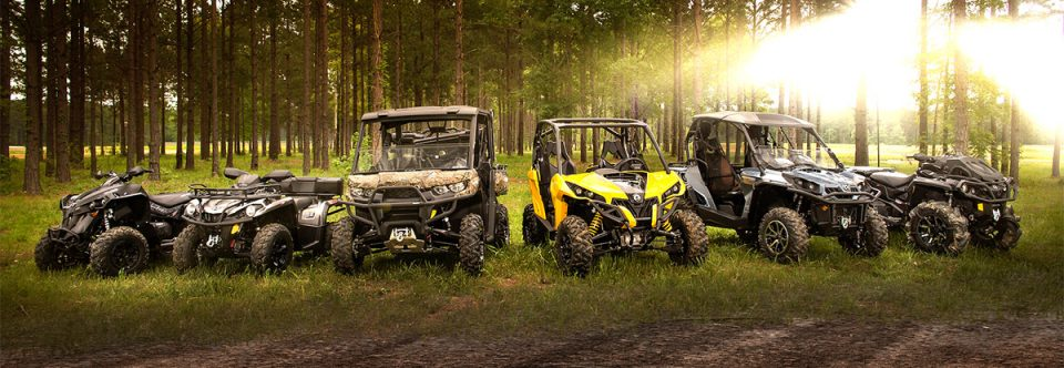 ATV & Snowmobile Insurance